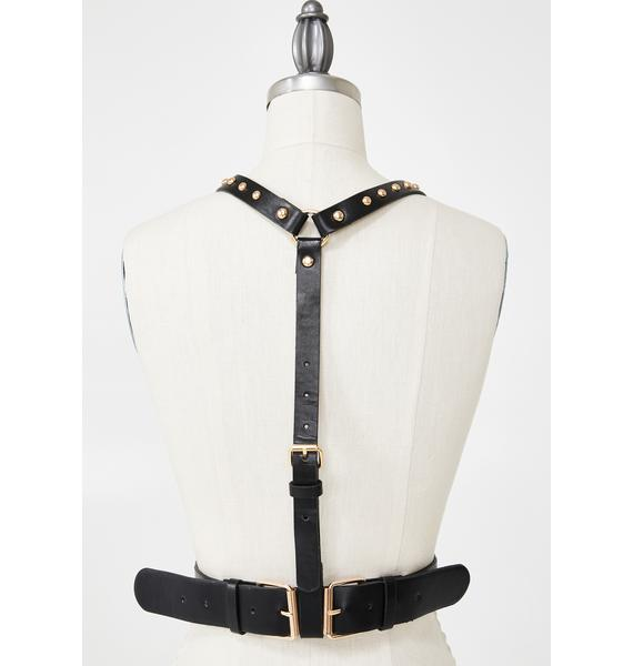 Play No Games Belted Harness