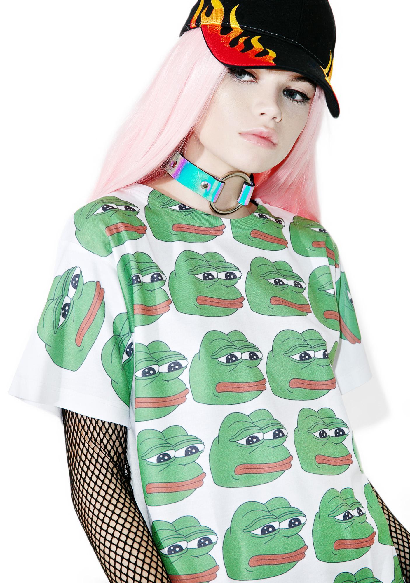 Feelz Bad Face T-Shirt