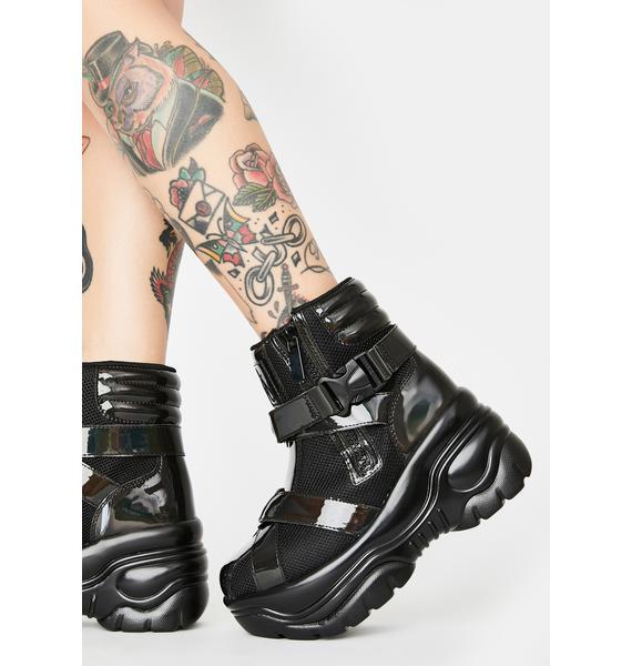 Y.R.U. Matrixx Neyo Platform Boots