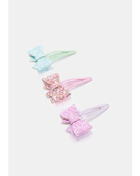 Princess Things Hair Clips