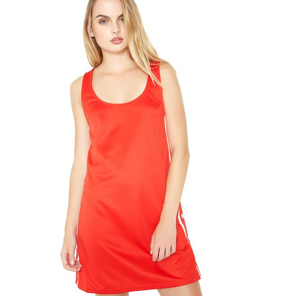 Fire Winners Only Tank Dress