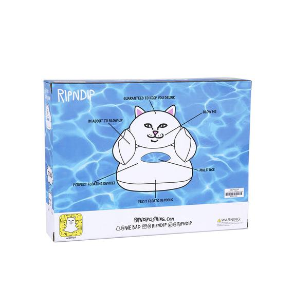 RIPNDIP Lord Nermal Inflatable Chair