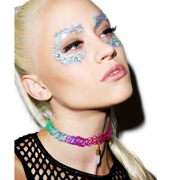 Prism Tattoo Choker