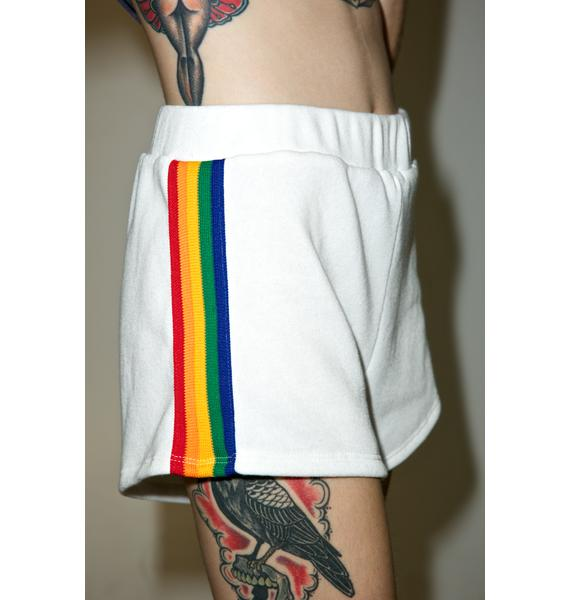 Camp Collection Track Star Shorts