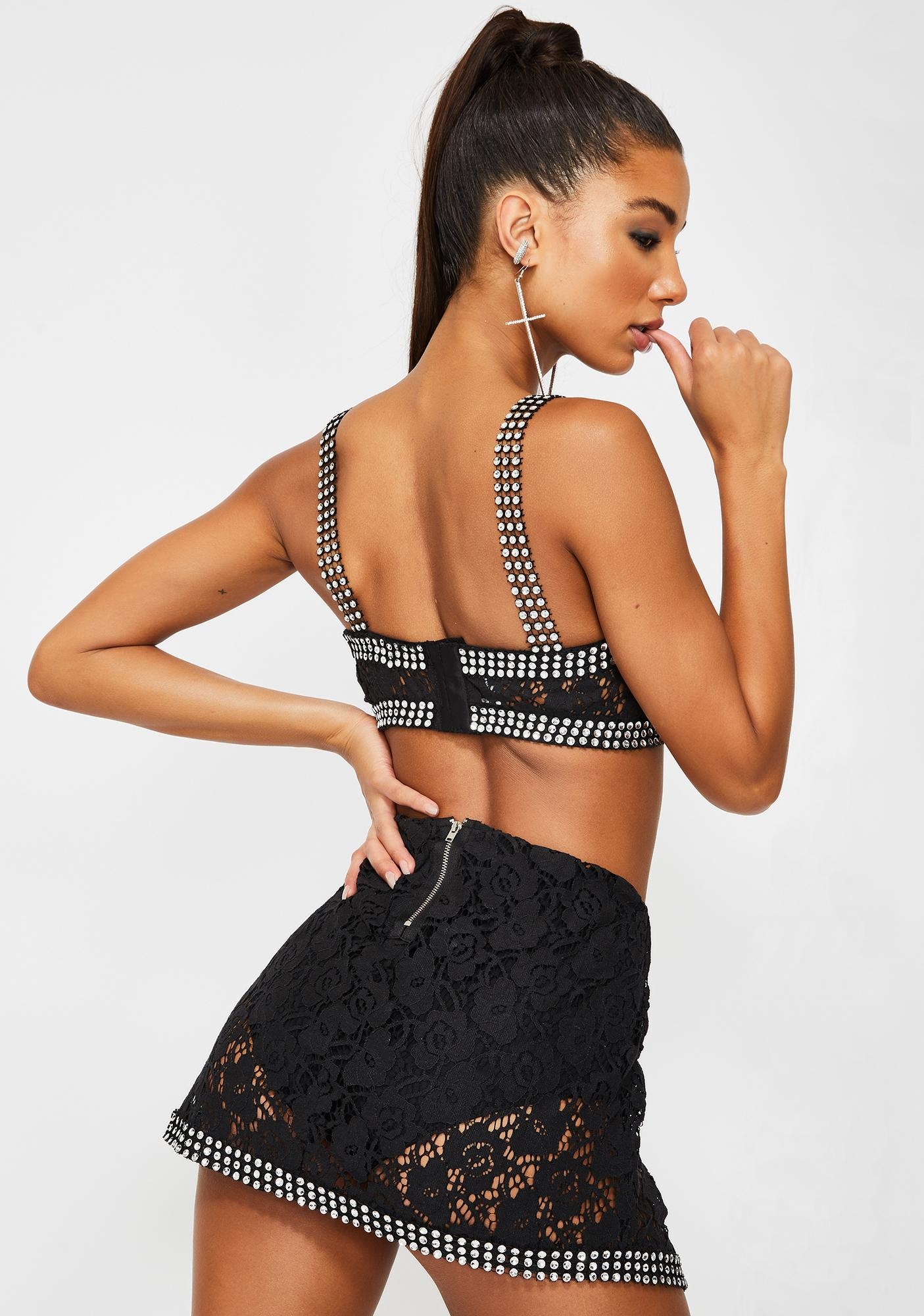 Kiki Riki Glam It Up Bustier Set