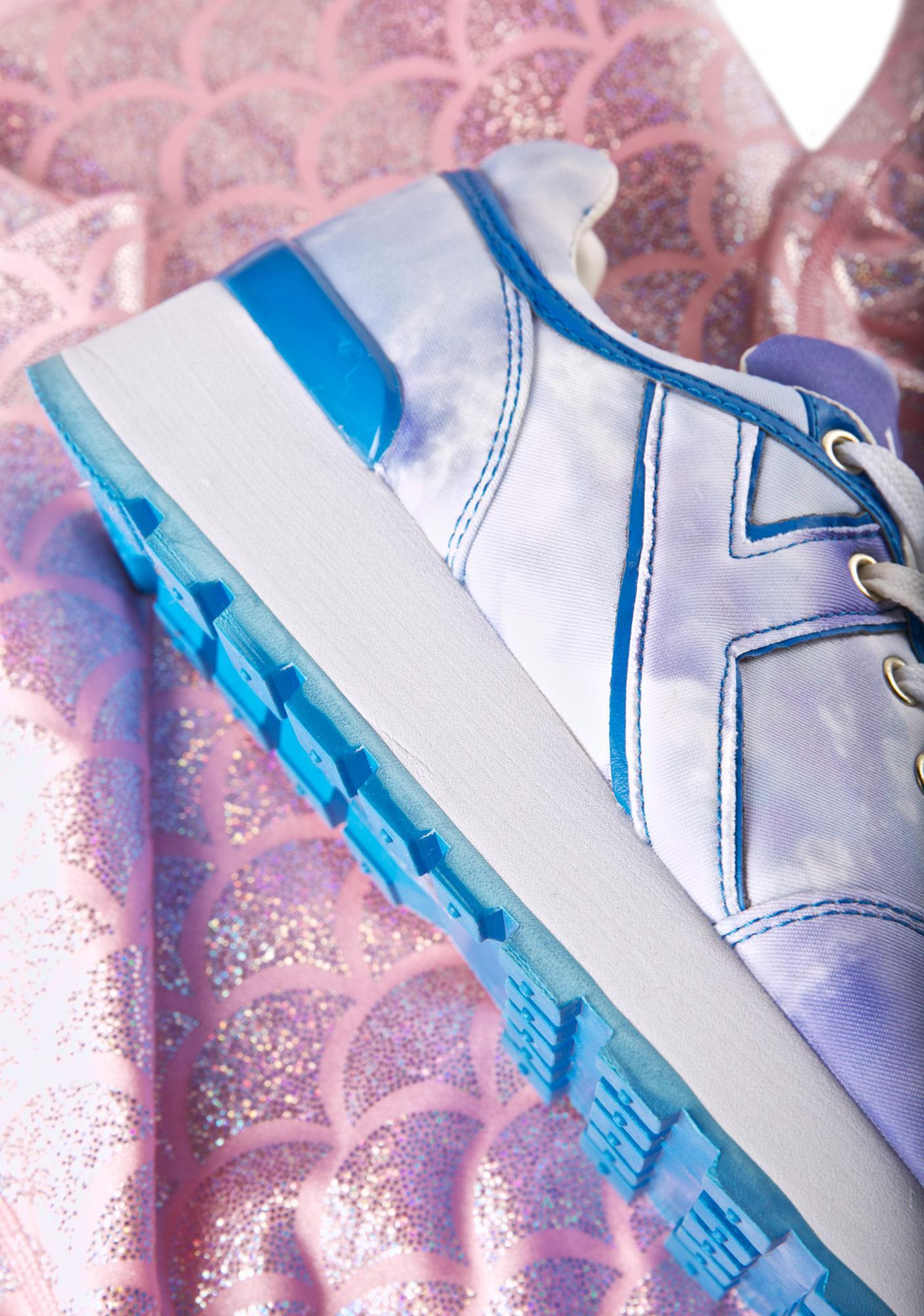 f0e5b233d283 ... Y.R.U. Tune Tie Dye Sneakers ...