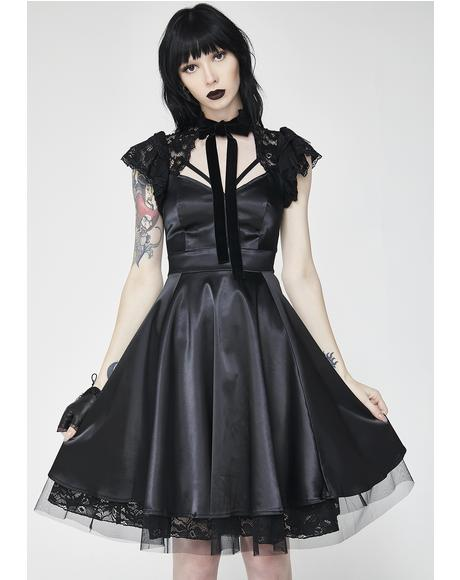 Dear Darkness Doll Dress