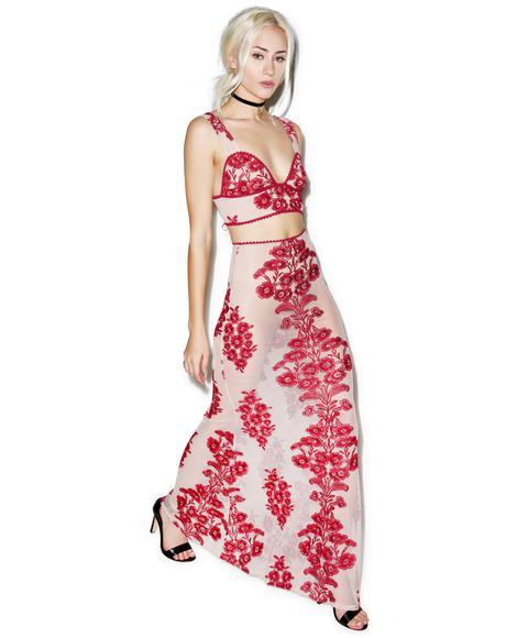 Temecula Maxi Skirt
