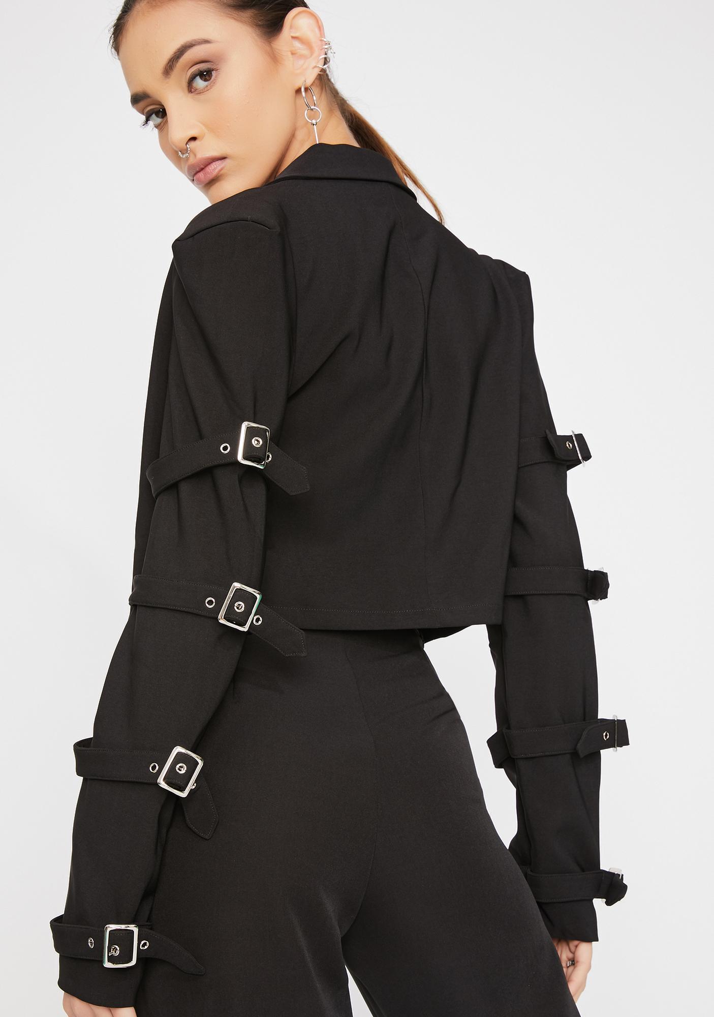 STEELE District Buckle Jacket