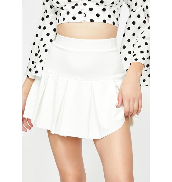 Lioness Rescue Me Pleated Skirt