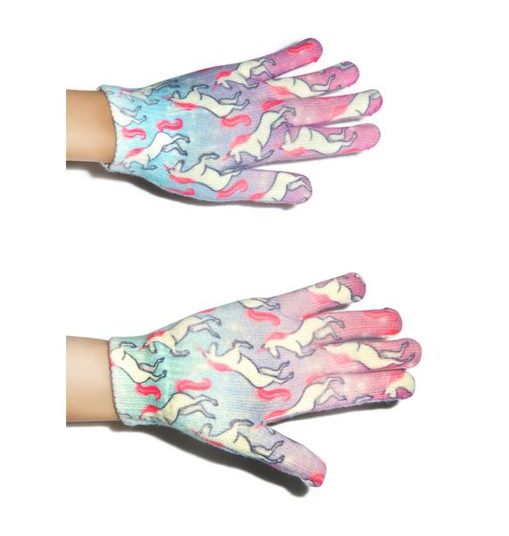 Unicorn Dreams Gloves