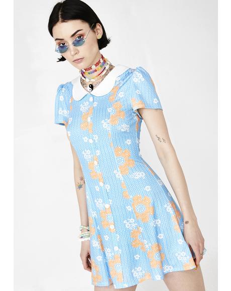 Harmony Lane Floral Dress