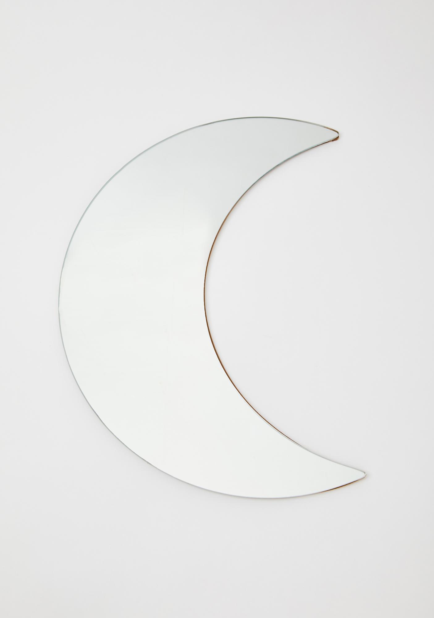 Queen Death Moon Mirror