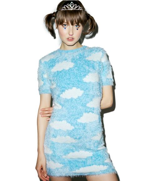 Fluffy Cloud Dress