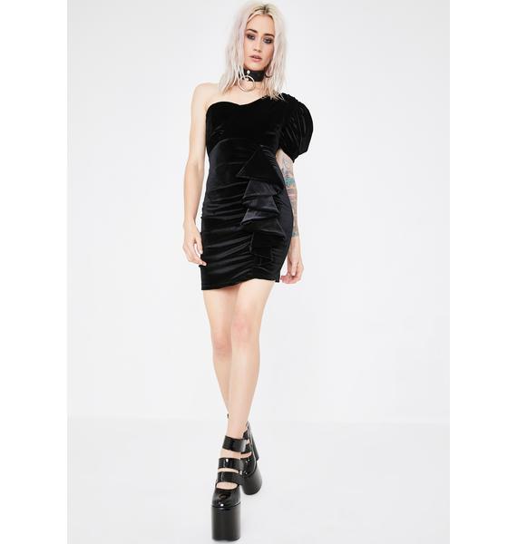 Kiki Riki Diva Doll Velvet Dress