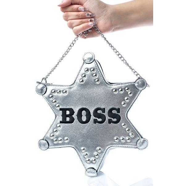Skinnydip Boss Cross Body Bag