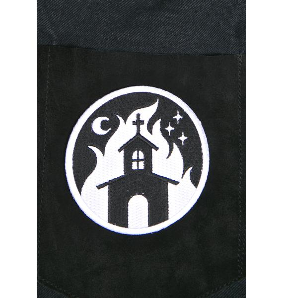 Killstar Church Patch