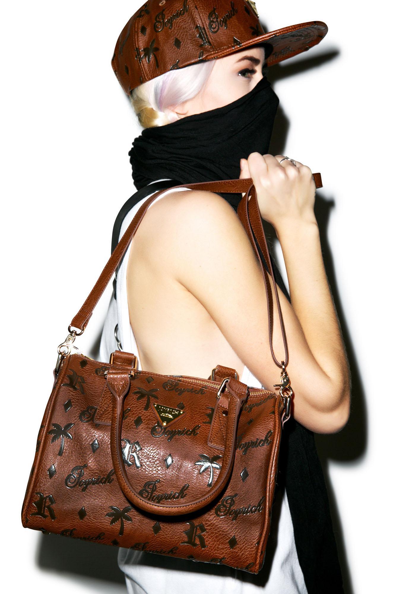 Joyrich Royal Rich Boston Shoulder Bag