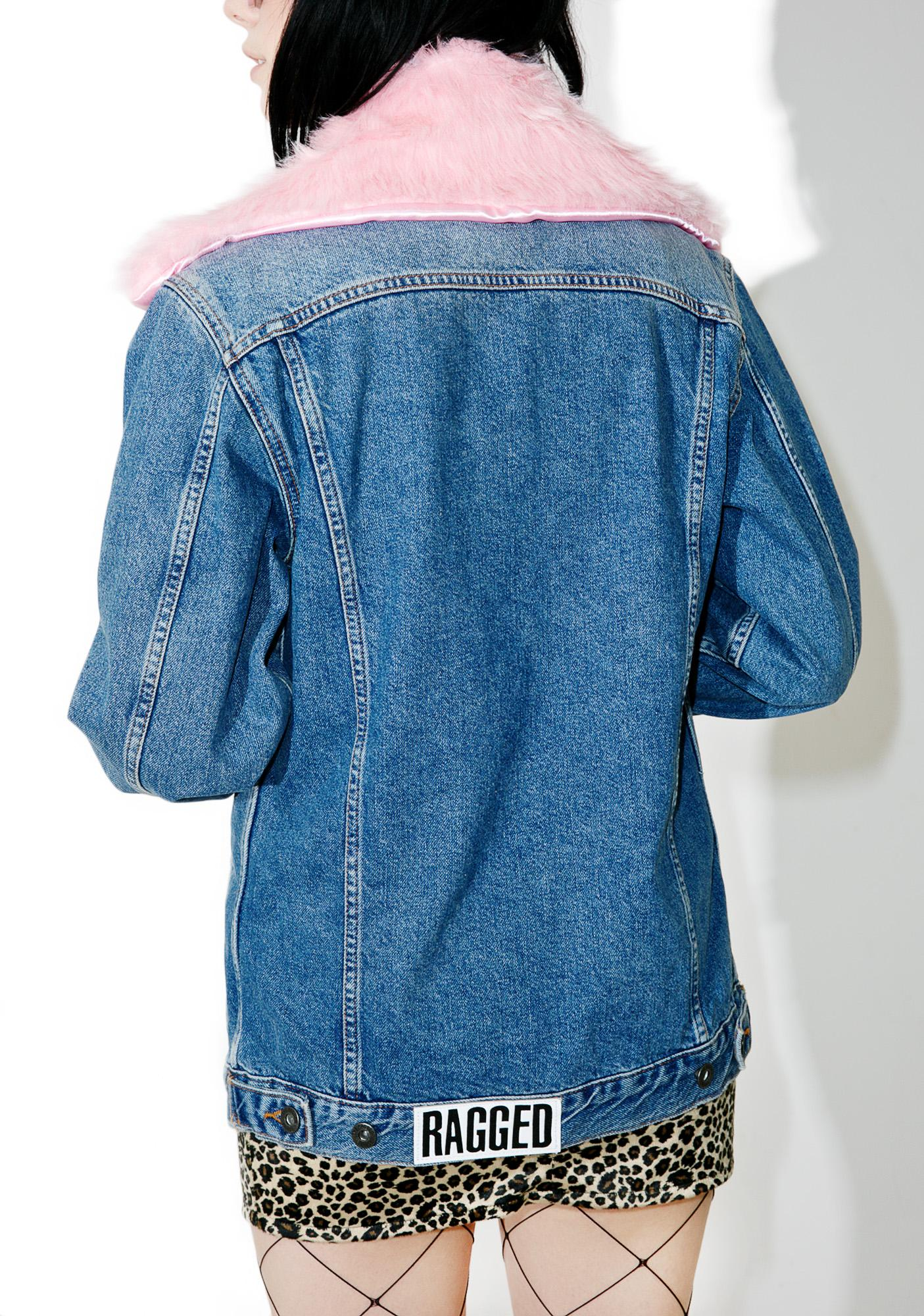The Ragged Priest Chill Denim Jacket