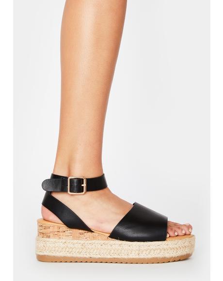 New Adventures Espadrille Sandals