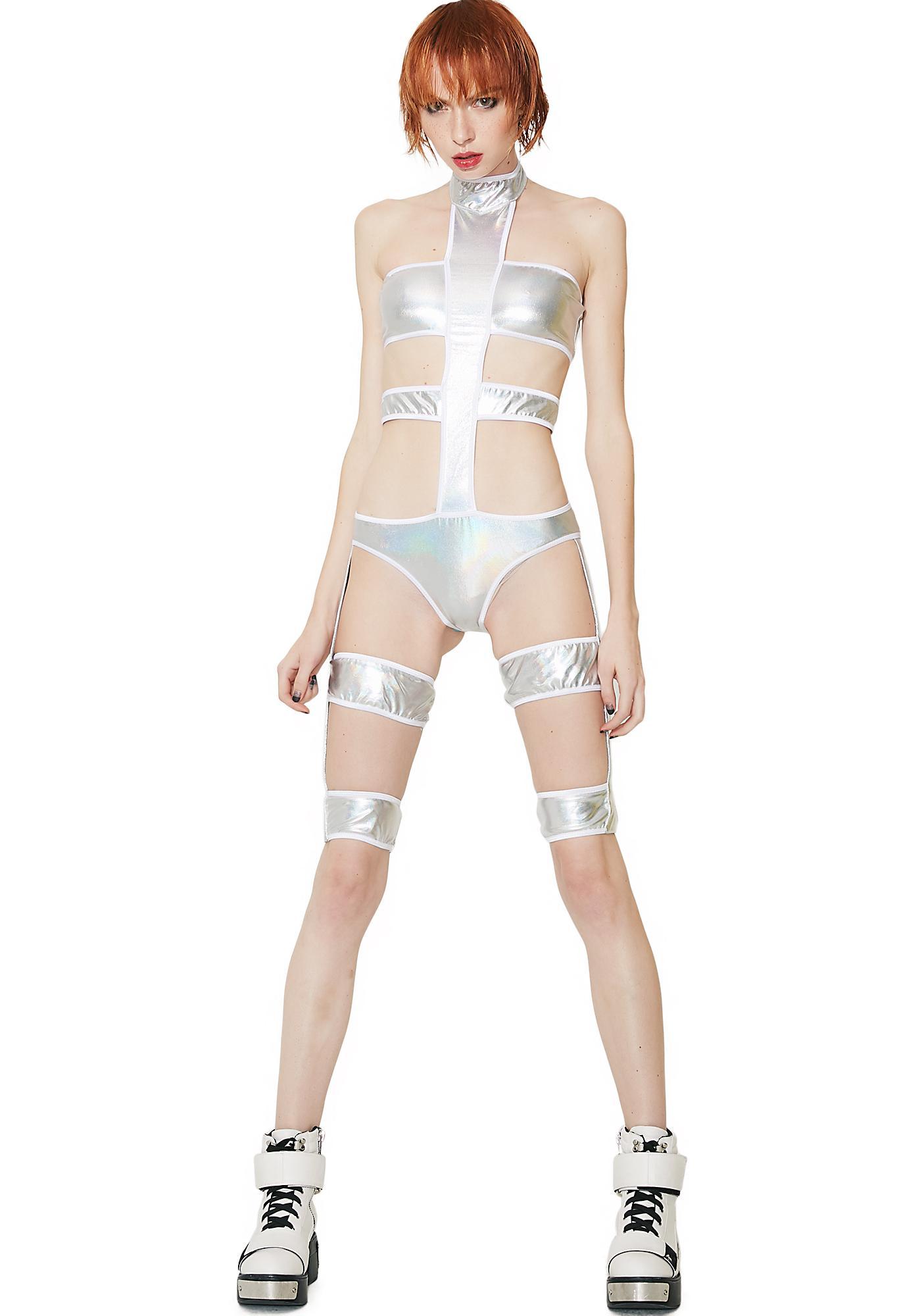 Club Exx Exx Element Bodysuit