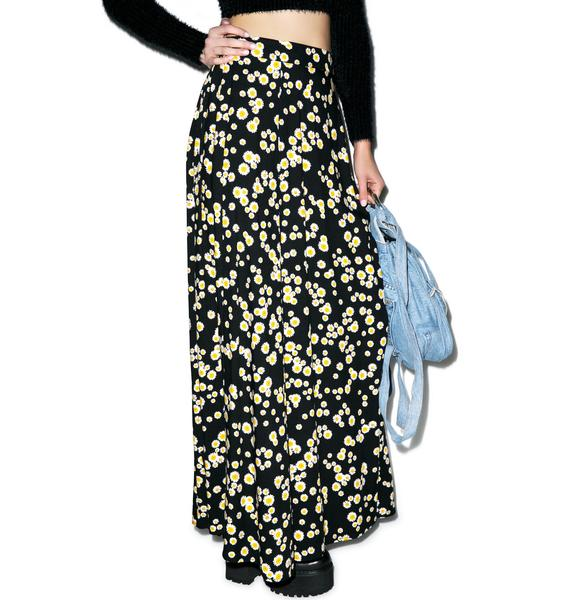 Somedays Lovin Two Birds Maxi Skirt