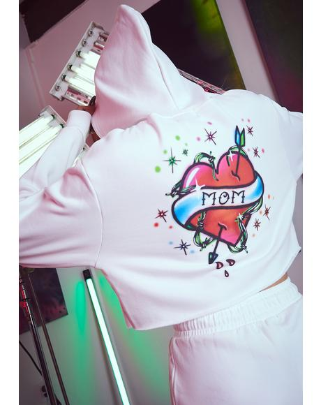 Vibe Check Airbrushed Hoodie