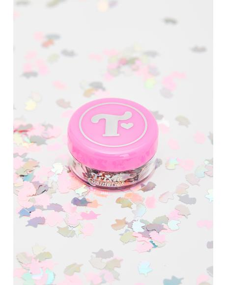 Pony Up Sprinkles Loose Glitter