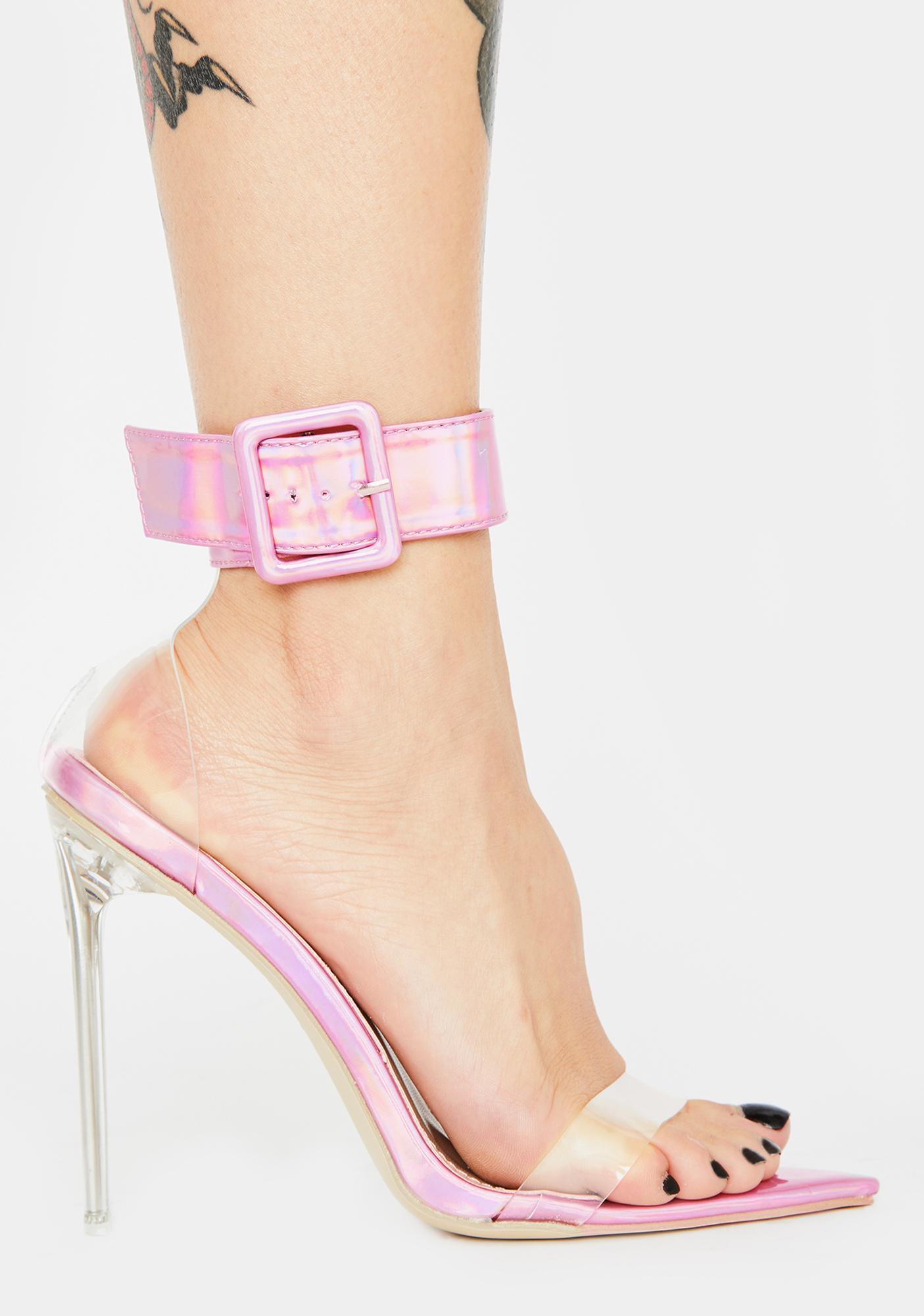 Candyshop Vixen Stiletto Heels