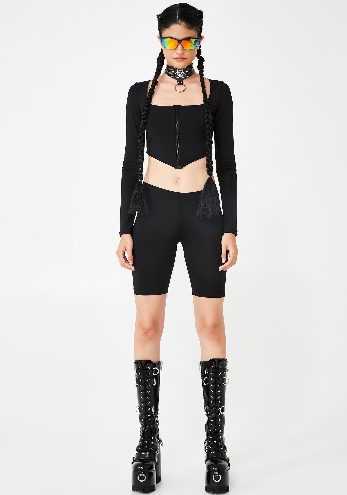 Kiki Riki Vamp Lyfe Shorts Set