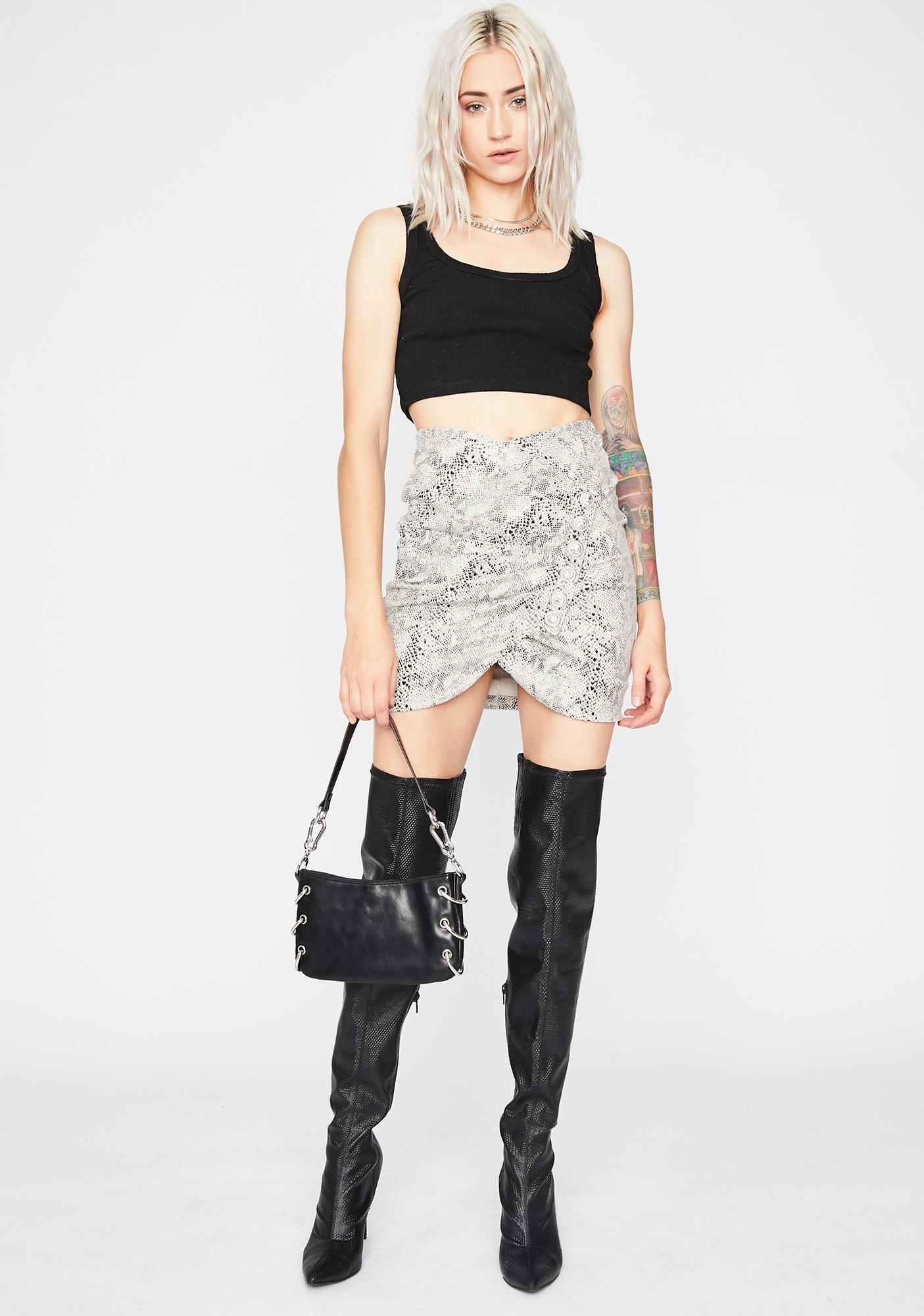 Cobra Improper Socialite ini Skirt