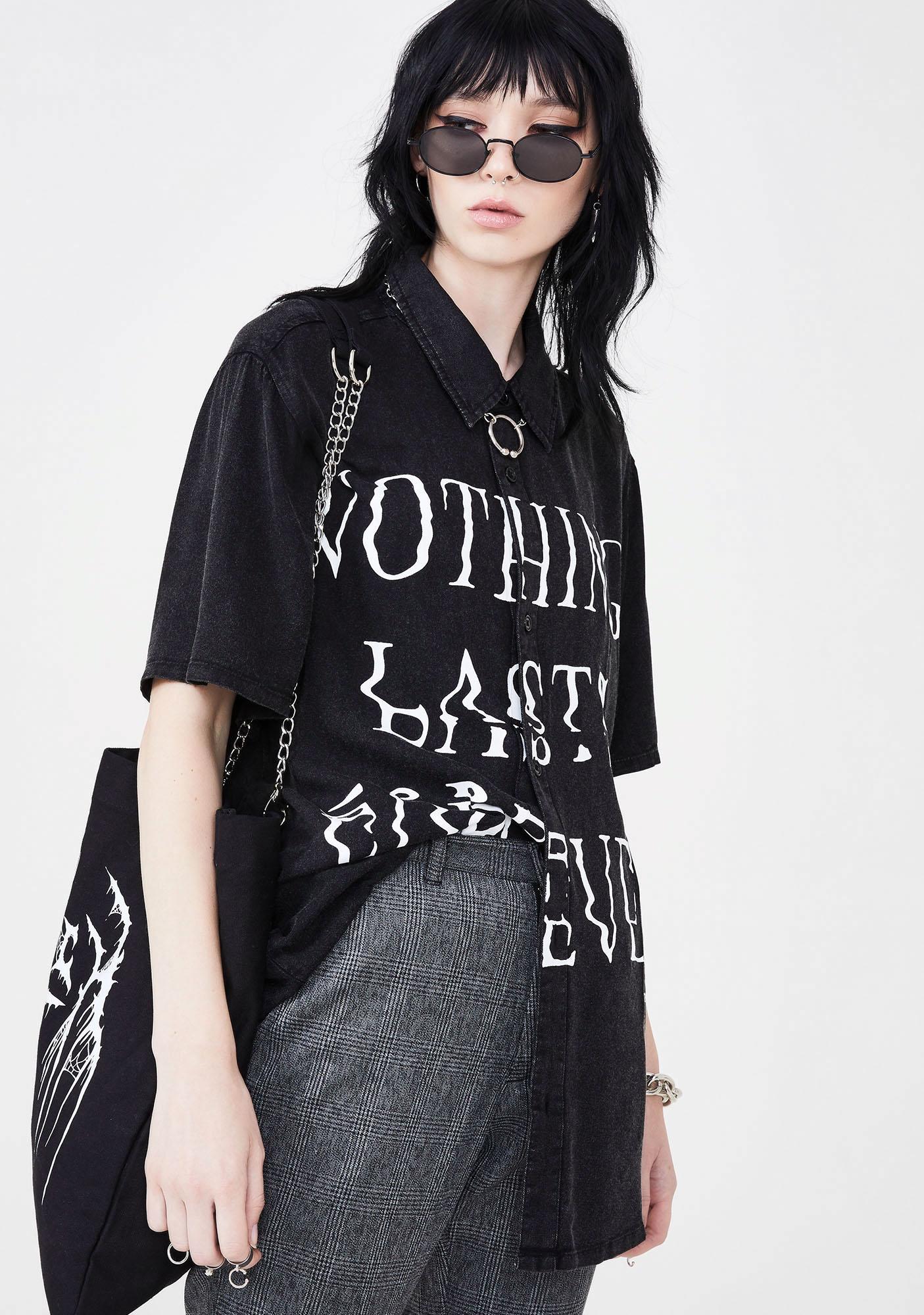 Disturbia Eternity Graphic Shirt