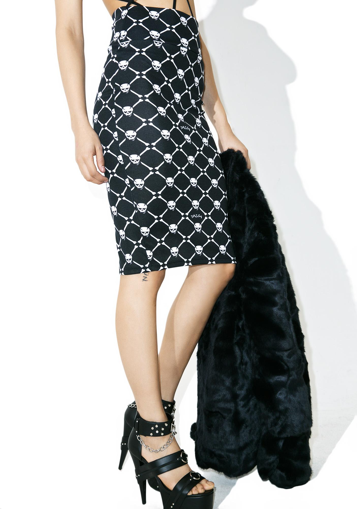 Sticks And Stones Skirt