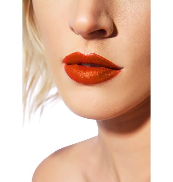 Lime Crime Pumpkin Velvetine Liquid Lipstick