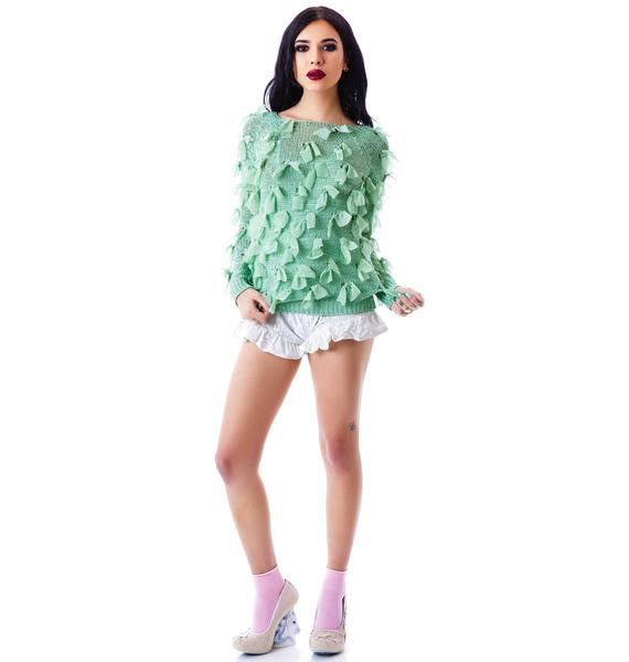 Gilly Ribbon Sweater