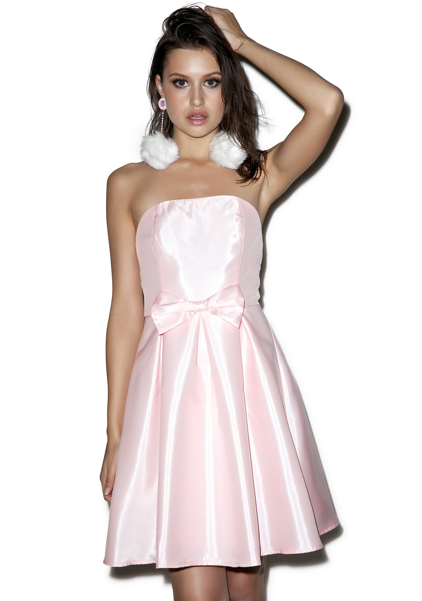 Glamorous Bow Down Dress