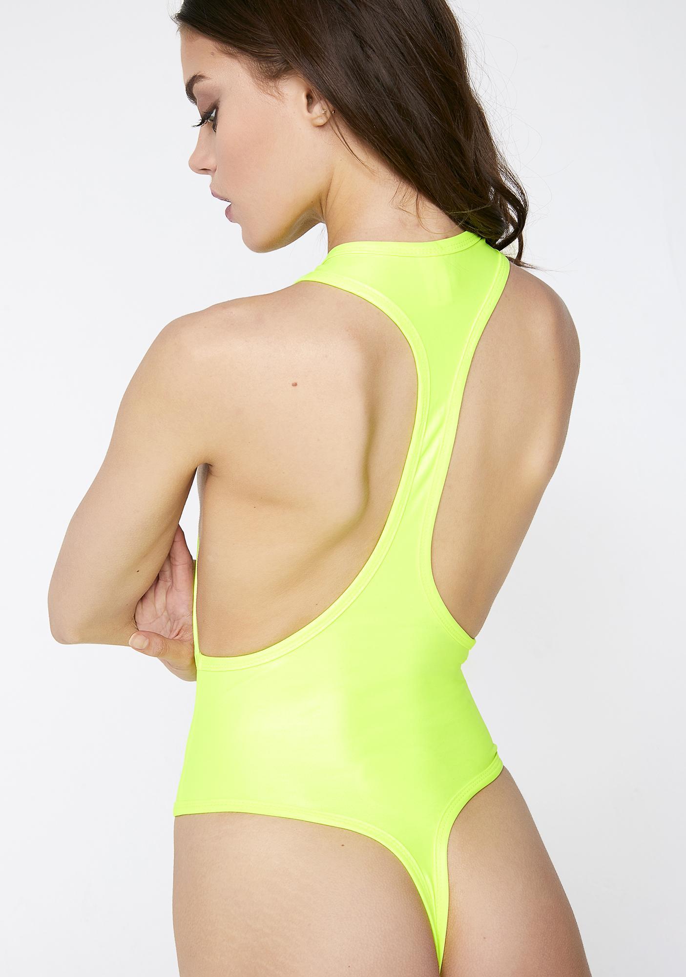 Atomic Beatz Neon Bodysuit