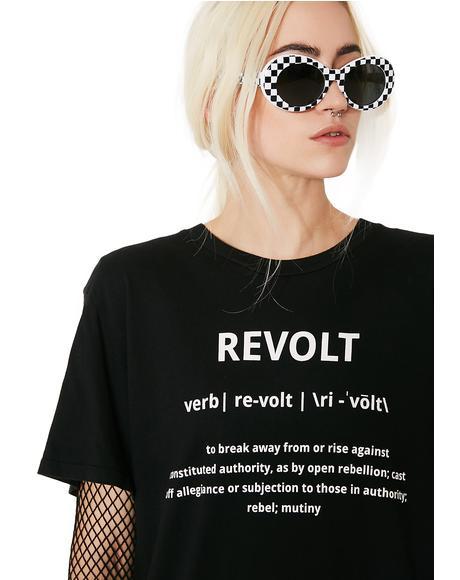 Revolt Band Tee
