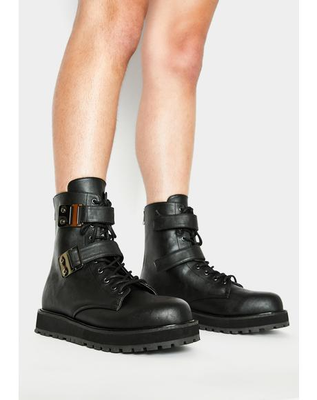 Valor Ankle Boots
