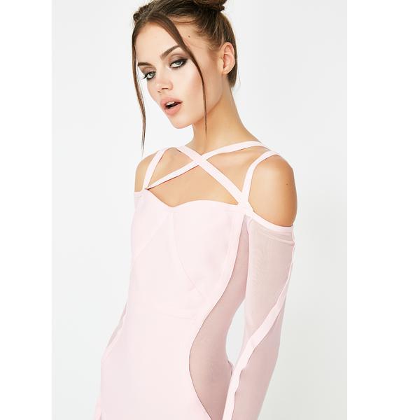 Sippin Sake Mini Dress