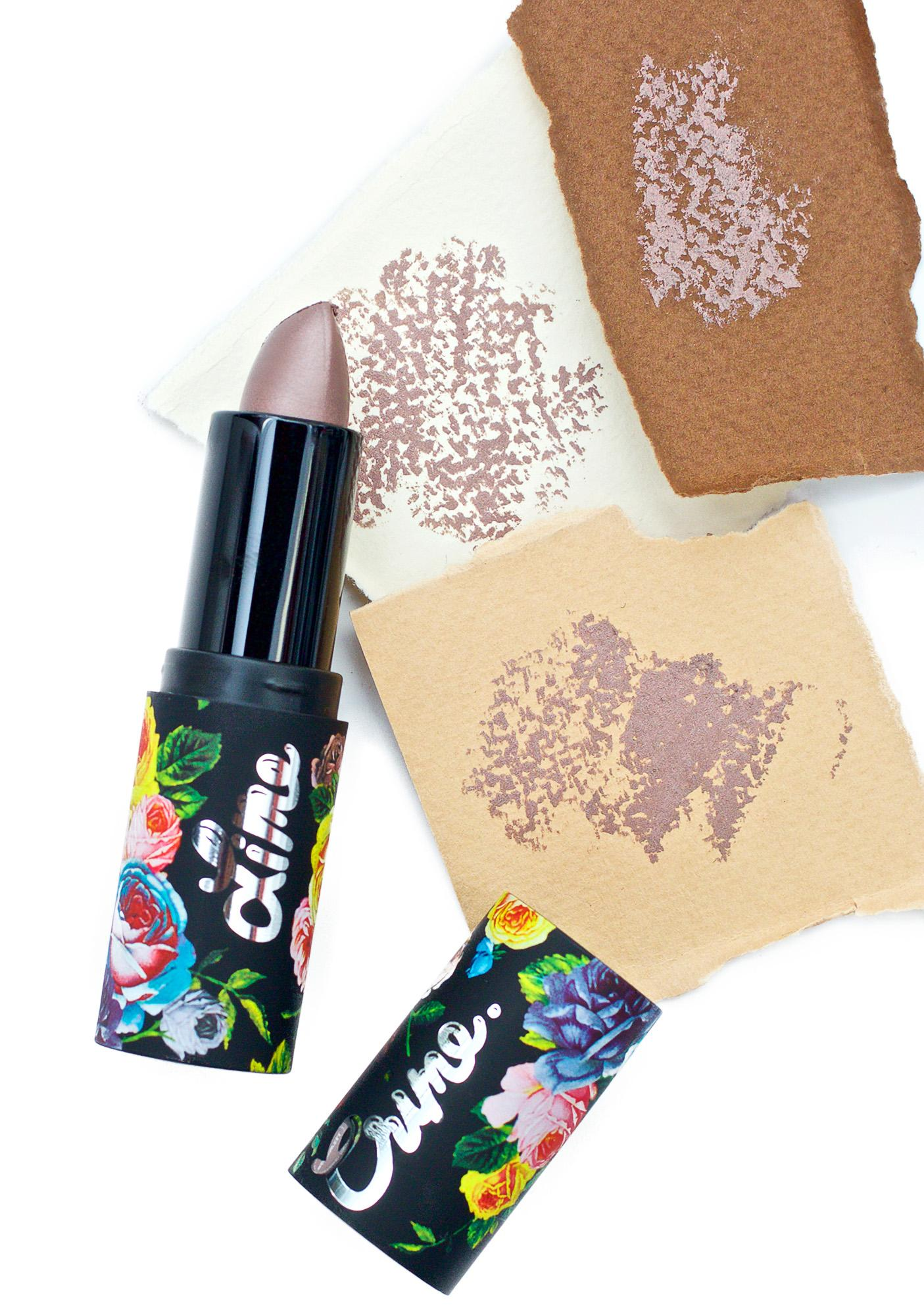 Lime Crime Roswell Perlees Lipstick