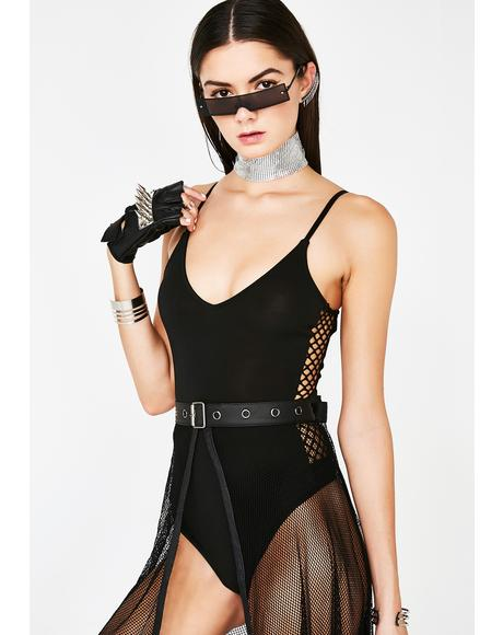 Emotionless Bodysuit