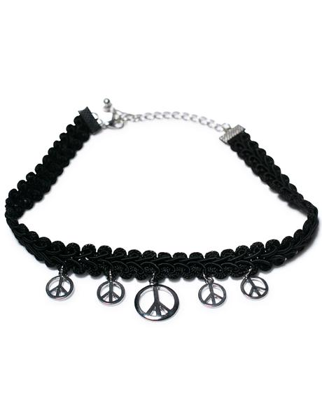 Hella Peaceful Choker