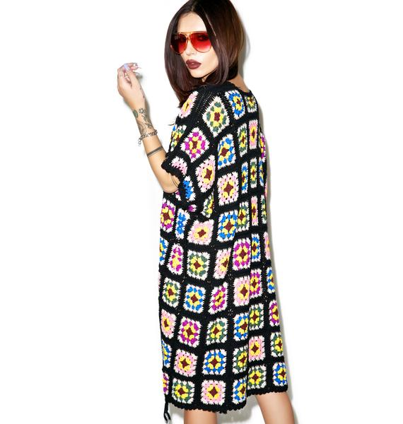 Somedays Lovin Magic Crochet Poncho
