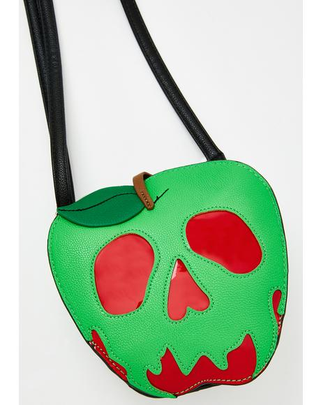 Just One Bite Crossbody Bag