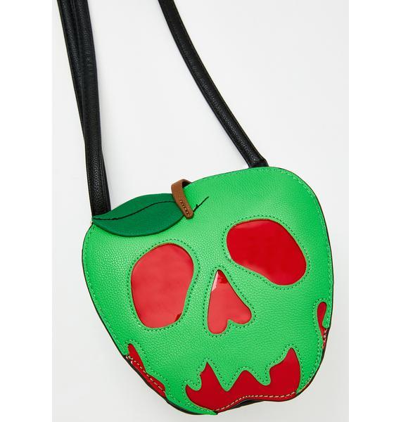 Just One Bite Crossbody Bag