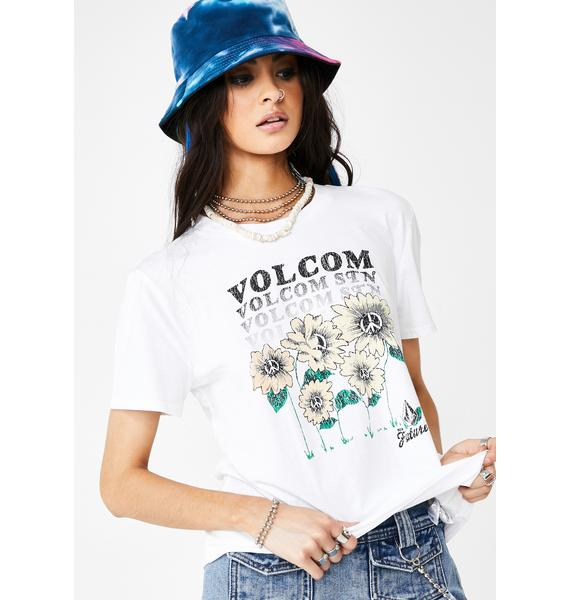 Volcom New Future BF Graphic Tee