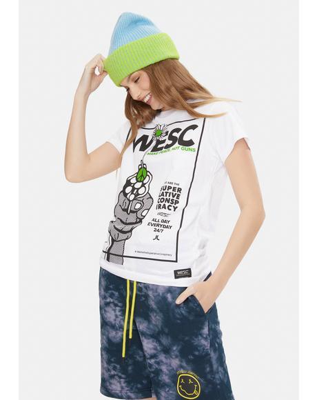 Max Make Peace T-Shirt
