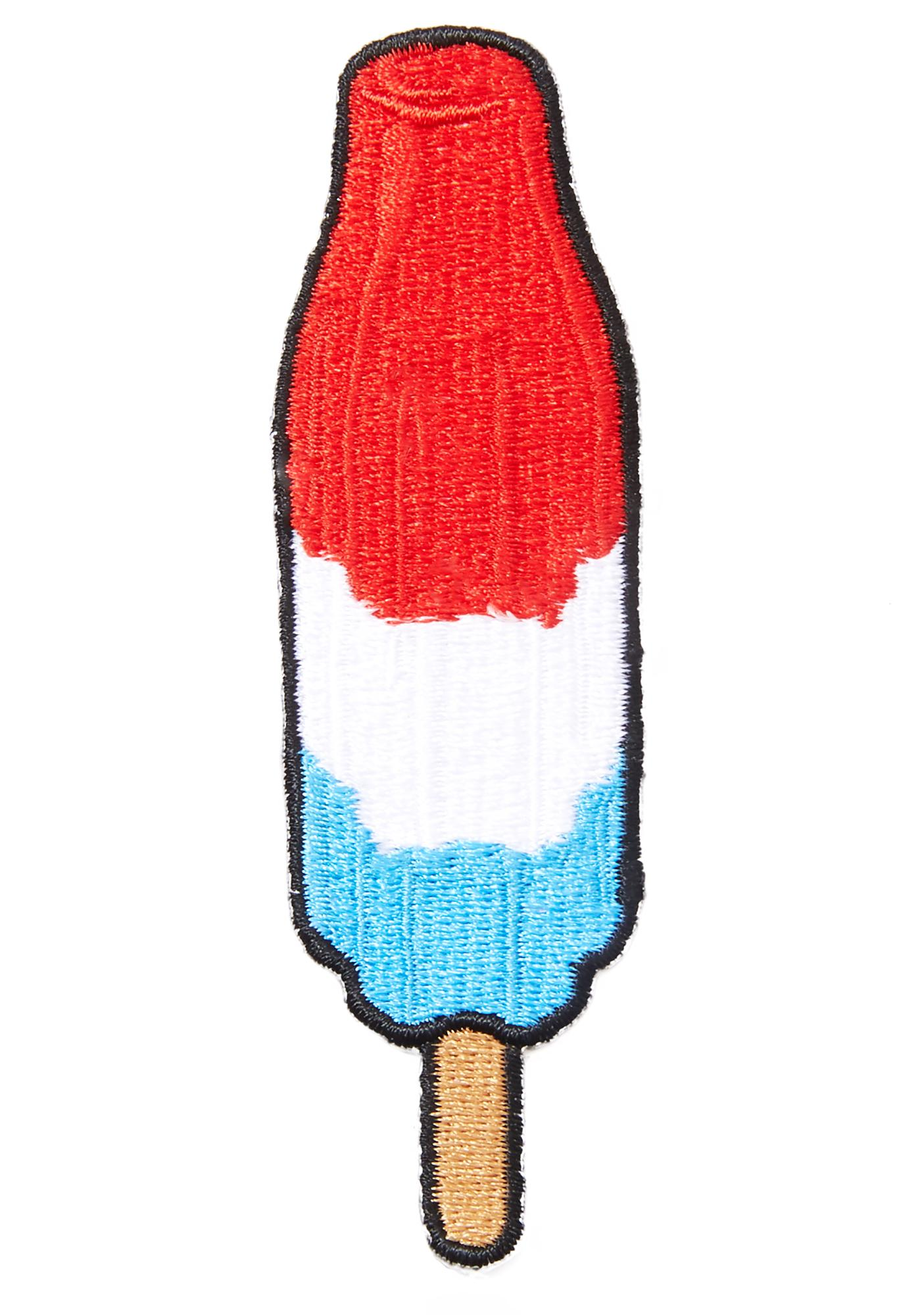 Cool Down Popsicle Patch