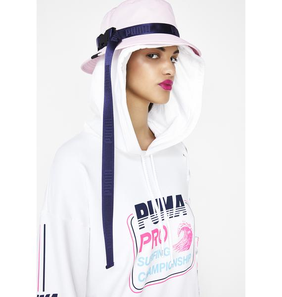 PUMA Fenty Puma By Rihanna Strapped Bucket Hat